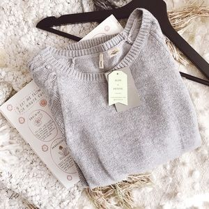 Anthropologie Sweaters - Moth Pom Pom Sweater